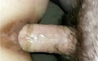 Hotsquirtcouple Socking it to her in her tight asshole while she's ragging it