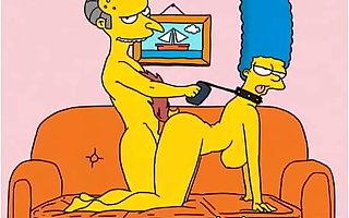 Mature MILF Simpsons