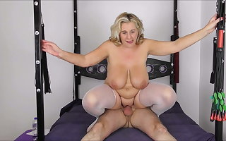 Squirty Cam Impersonate With Mr. Creampie Promo