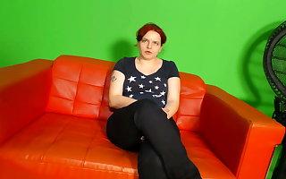 1 x Casting Couch - Schafft er die dicke Maus ?