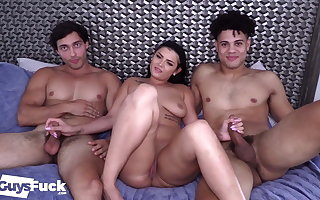 Channing With An obstacle Big Locate Pounds French Model Joe and PAWG!