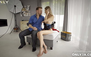 Model hungry be advantageous to cock starring Tiffany Tatum increased by Erik