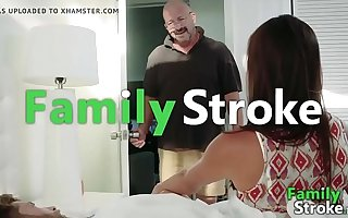Supportive Mommy Makes Son's Pleasure - FamilySTROKE.net HD Porn